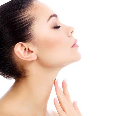 neck treatments cosmetic