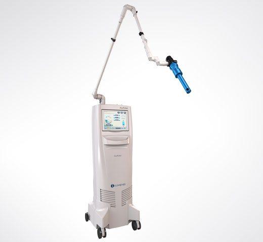 Femtouch laser system