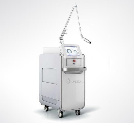 Picoway laser system