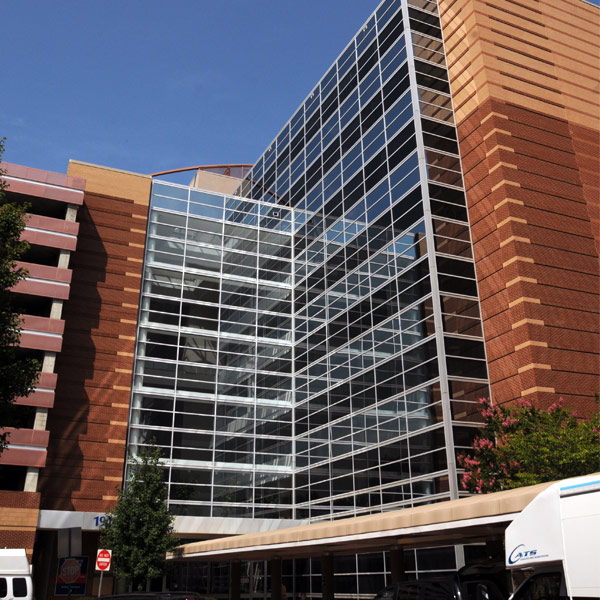Dermatology Laser and Vein Charlotte office in Midtown Medical Plaza
