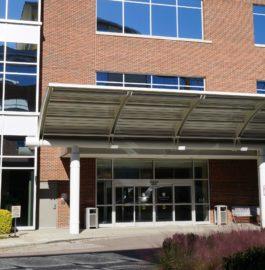 Dermatology Laser and Vein Pineville building entrance
